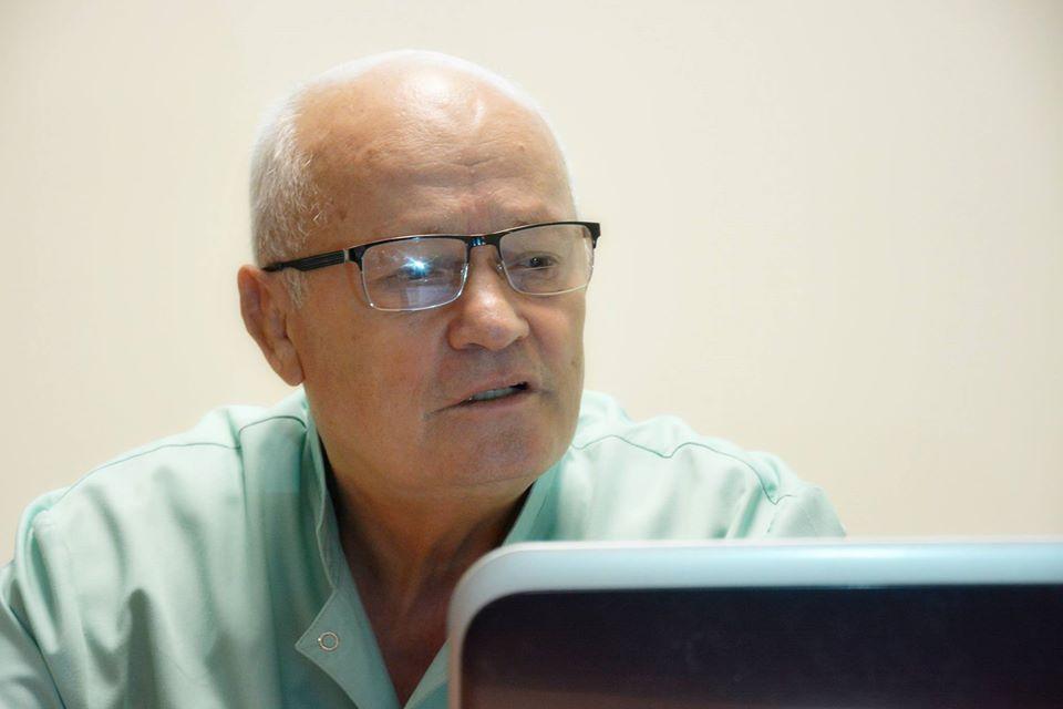 Victor Cojocaru, directorul Clinicii Anestezie şi Terapie Intensivă