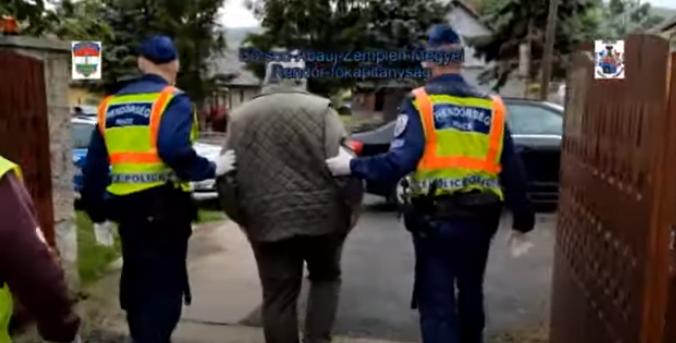 Arestarea lui András Kusinszki care a criticat guvernul pentru ridicarea restricţiilor în momentul în care numărul persoanelor infectate cu coronavirus s-a plafonat