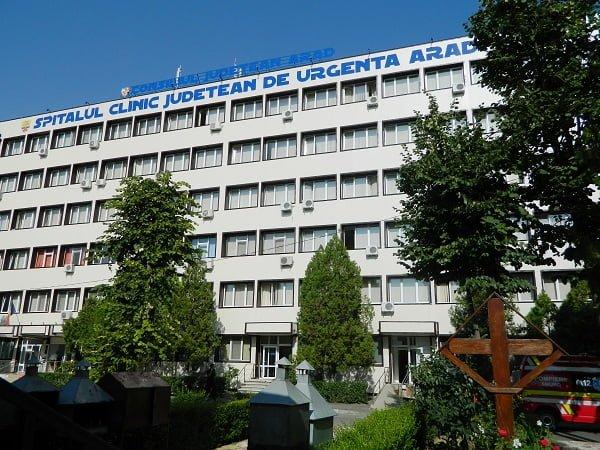 Spitalul Județean de Urgență Arad