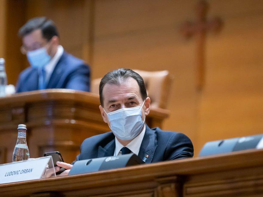 Ludovic Orban - Foto: gov.ro