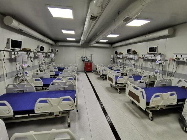 Spitalul din Lețcani