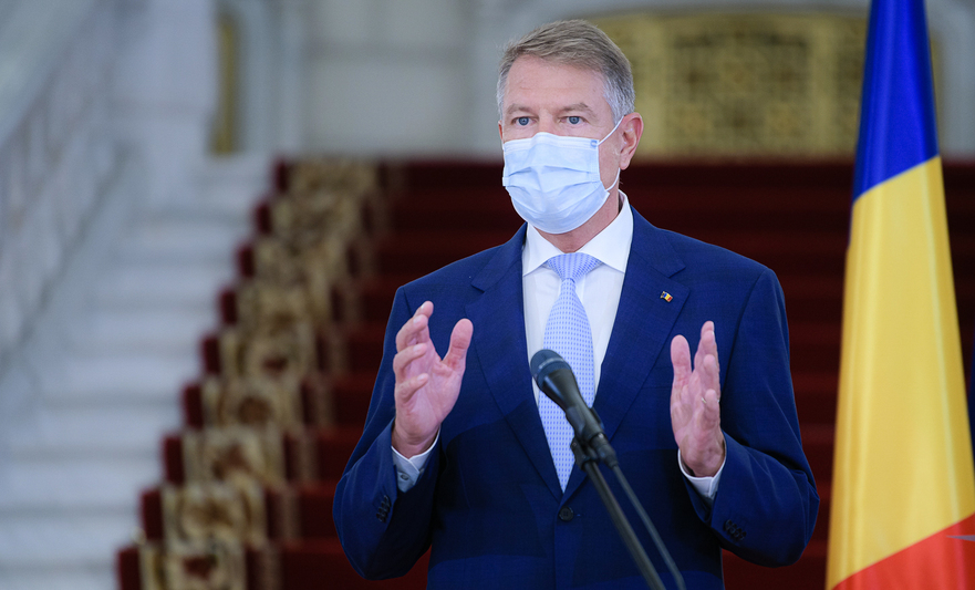 Klaus Iohannis - presidency.ro (Epoch Times România)