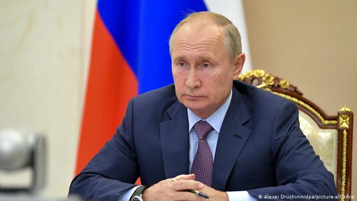 Președintele Rusiei așteaptă să vadă cum se va finaliza situația din SUA