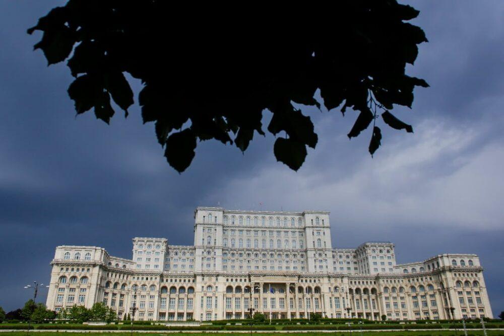 Casa Poporului. Foto Inquam Photos/Octav Ganea