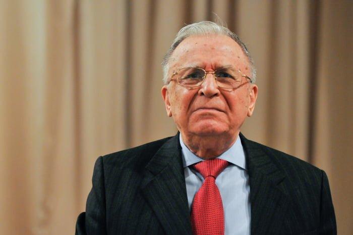 Ion Iliescu a împlinit 91 de ani. În 1970 era ministru al Tineretului. Ion Iliescu/FOTO: Inquam Photos/Octav Ganea