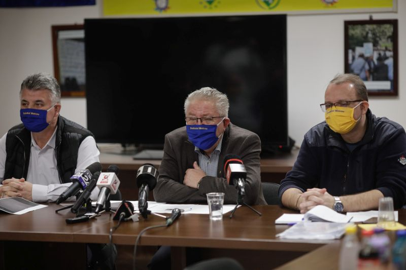 Ion Rădoi susține că a pus plângere penală împotriva ministrului Cătălin Drulă. Foto Inquam Photos/George Călin