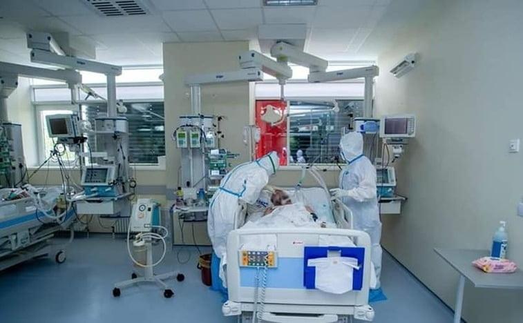 Spitalul Mioveni acuză un fake news cu privire la modul în care sunt trataţi pacienţii Covid
