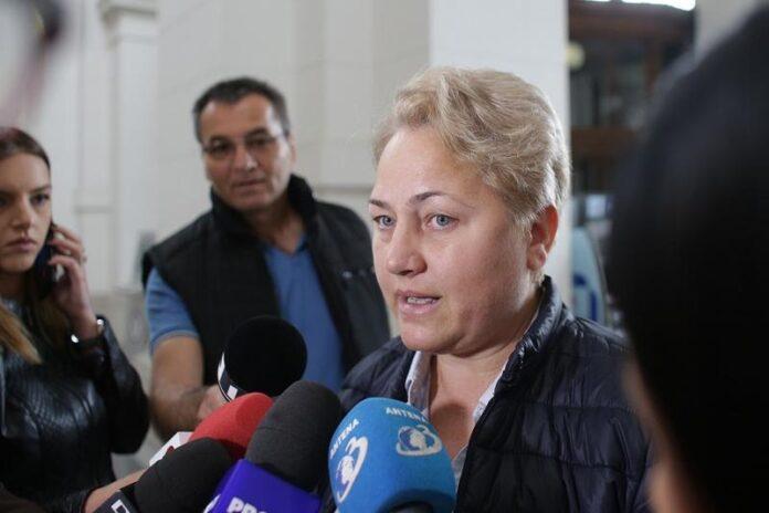 Judecătoarea Elena Burlan Foto: INQUAM Photos Octav Ganea